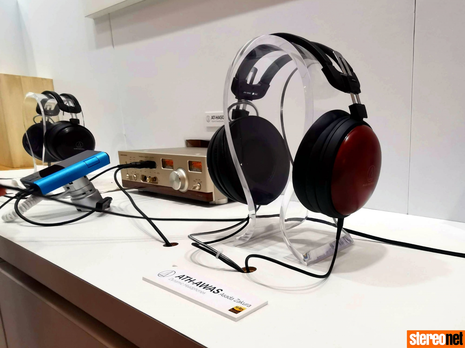 Audio-technica Bristol hifi show 2020 report