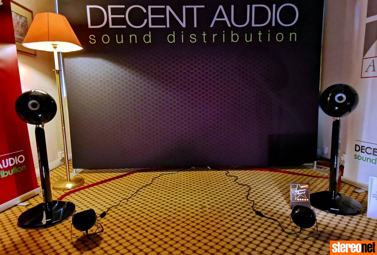 Decent Audio Eclipse Bristol hifi show 2020 report