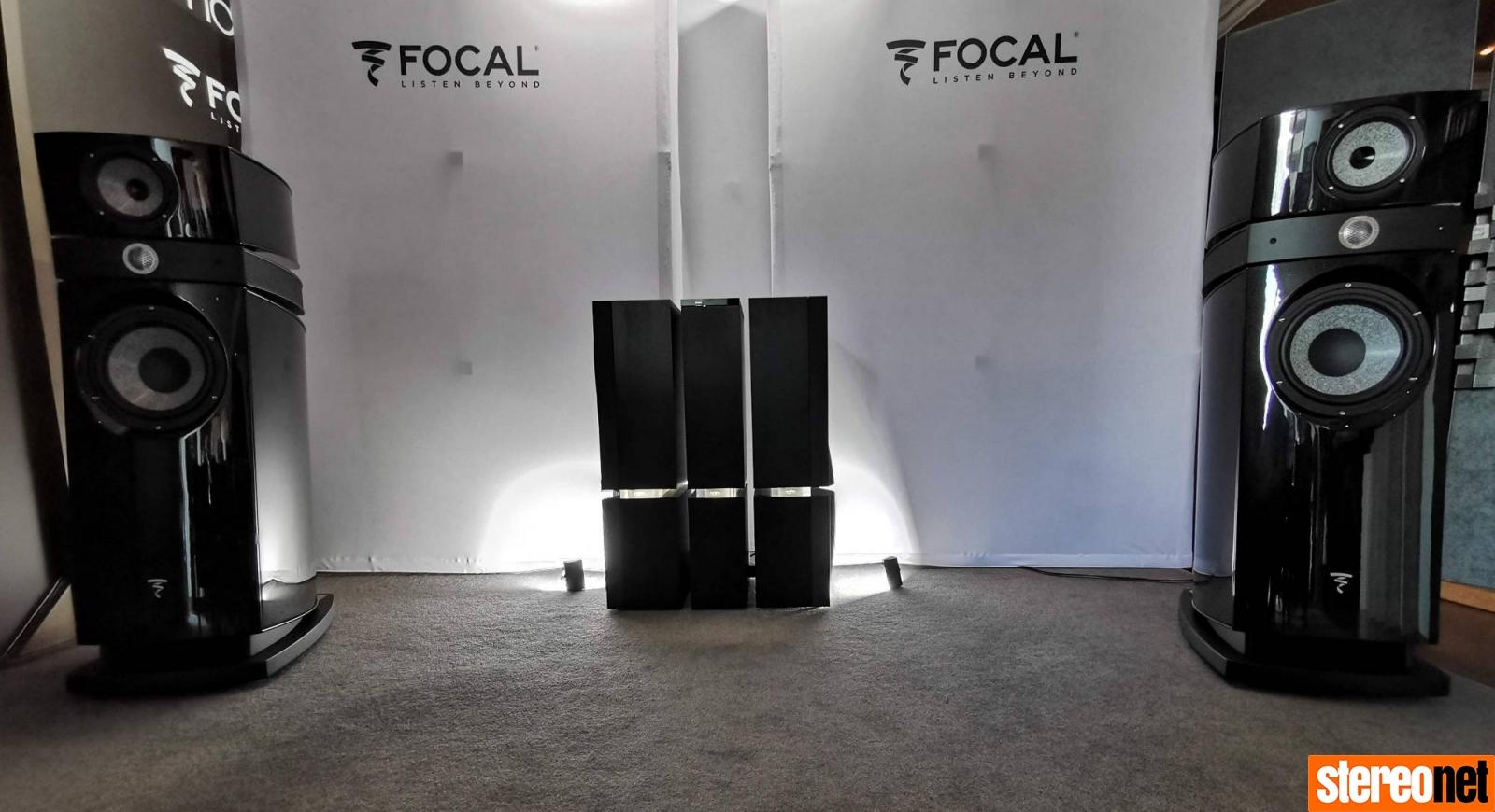 Naim Focal Bristol hifi show 2020 report