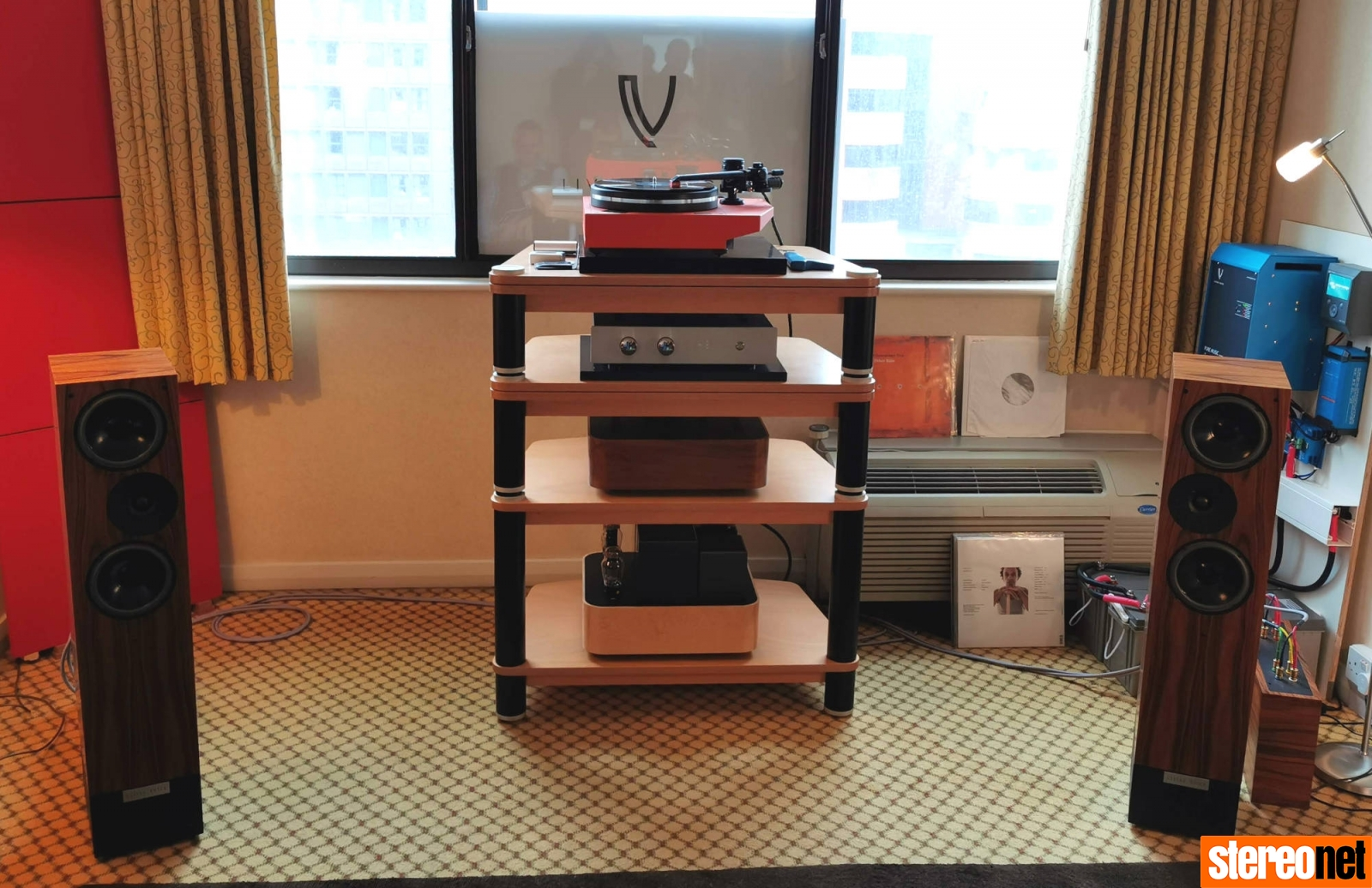 Living Voice Bristol hifi show 2020 report
