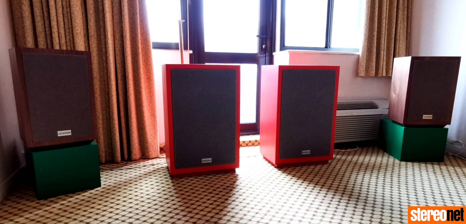 Lockwood Bristol hifi show 2020 report