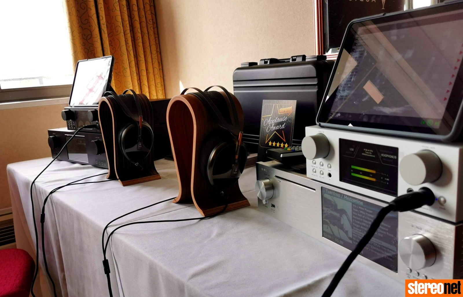 SCV Distribution Bristol Hifi Show 2020 report