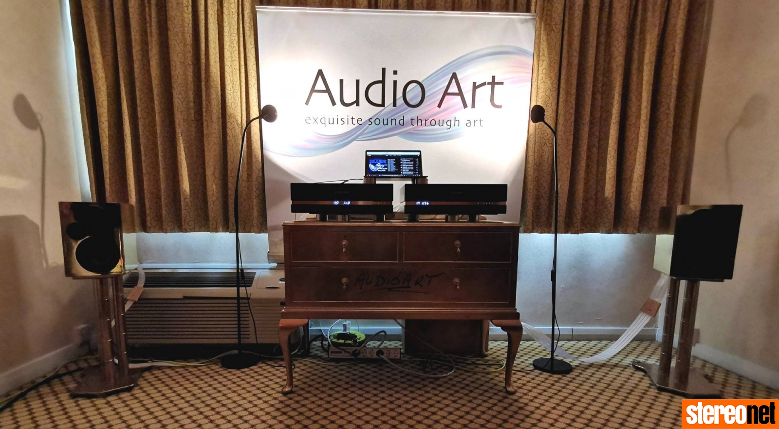 Audio Art Bristol Hifi Show 2020 report