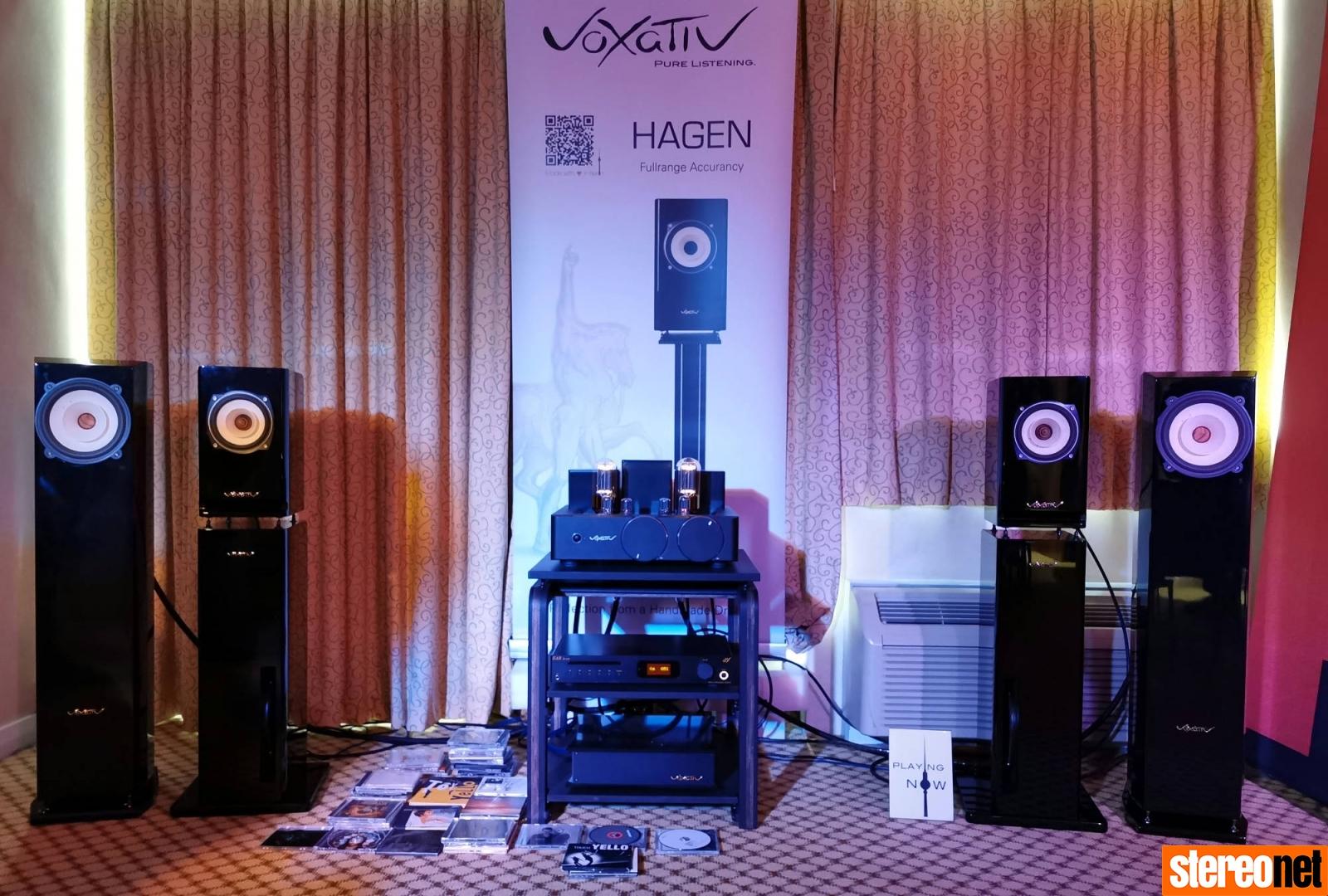 Voxativ Bristol Hifi show 2020 report