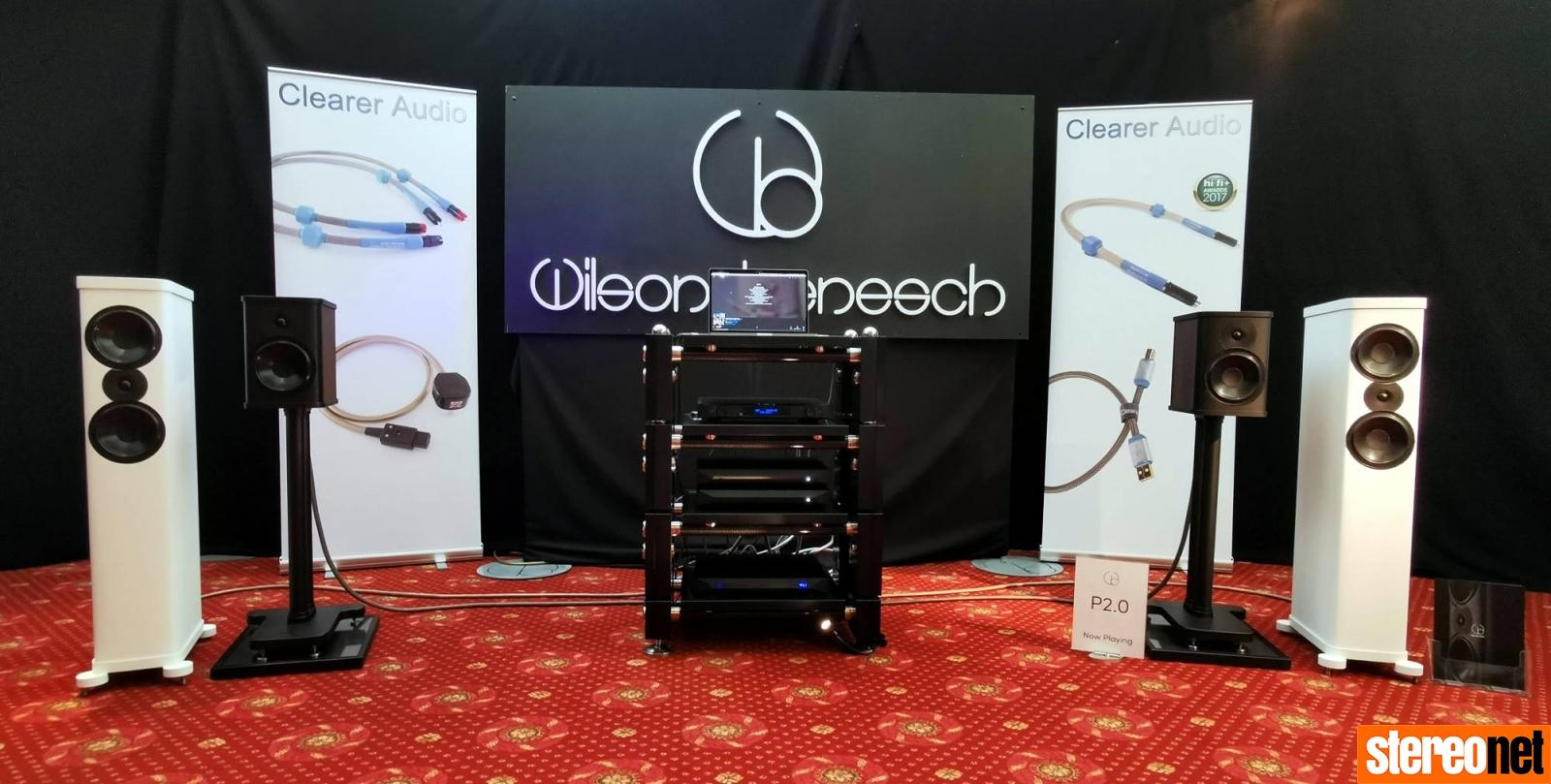 Wilson benesch Bristol Hifi Show Report 2020
