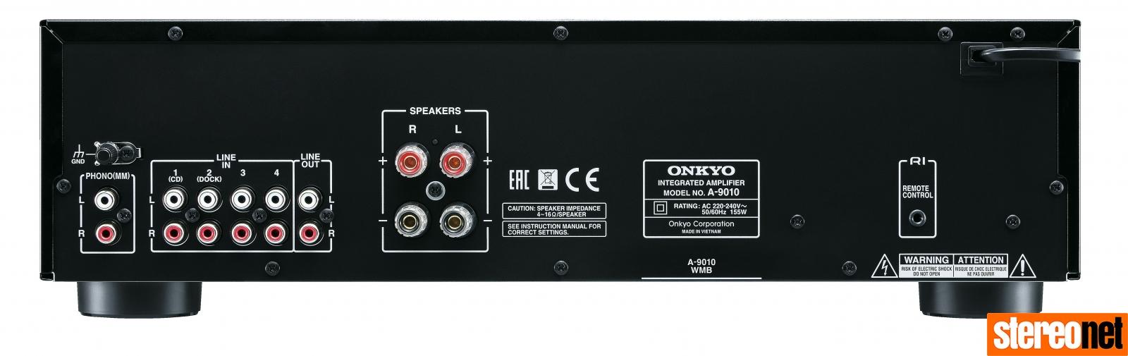 Onkyo A-9010 UK review
