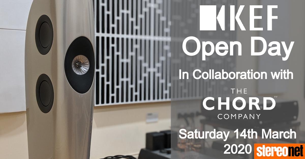 Nintronics KEF Open Day