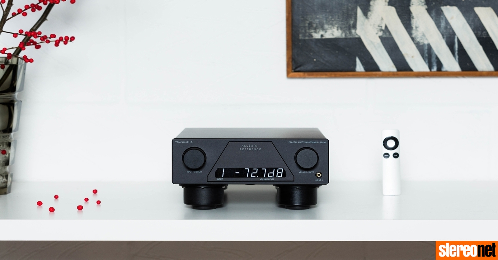 Townshend Allegri Reference Preamplifier Review