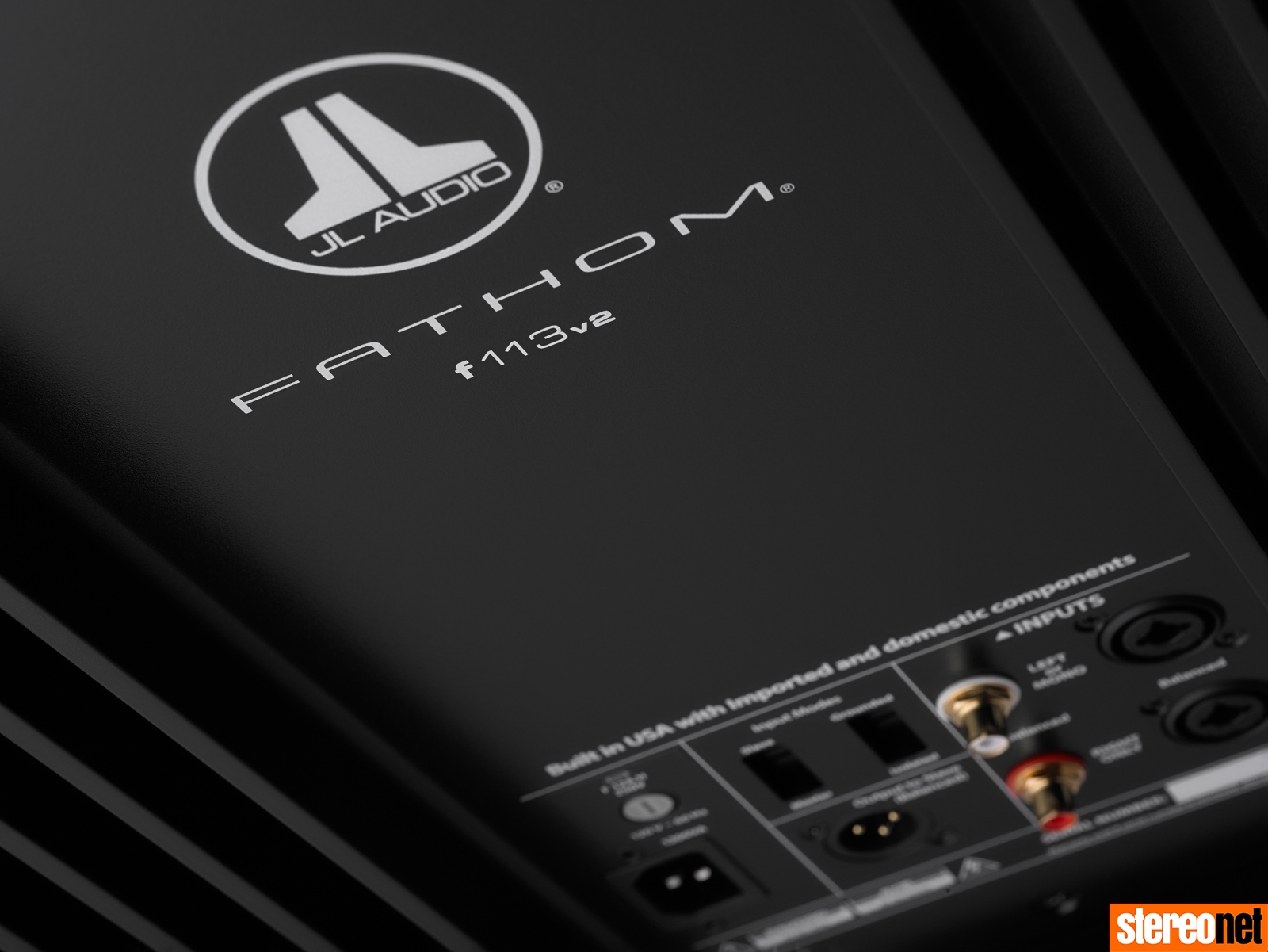 JL Audio Fathom F113 V2 review