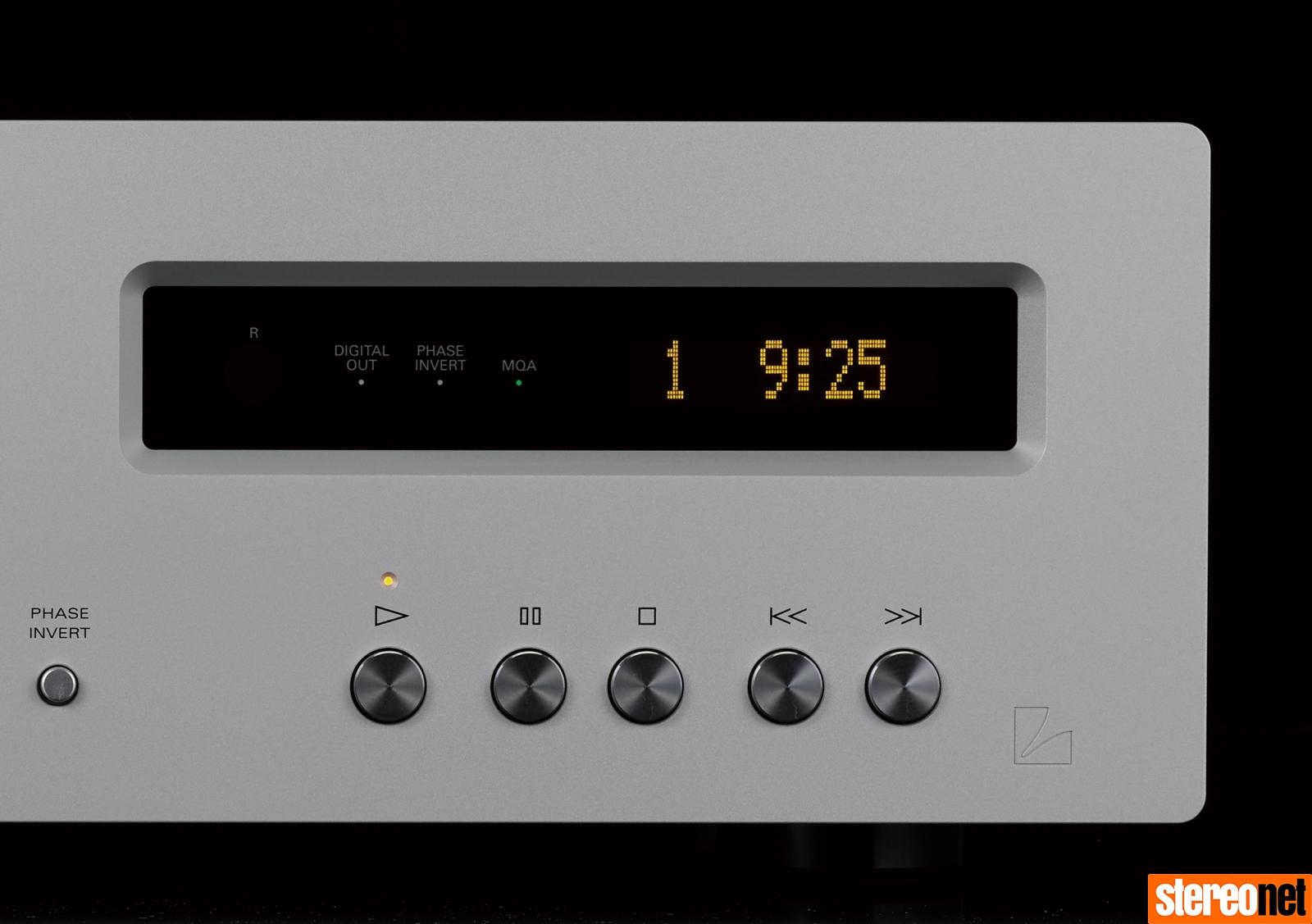 Luxman D-03X MQA CD player
