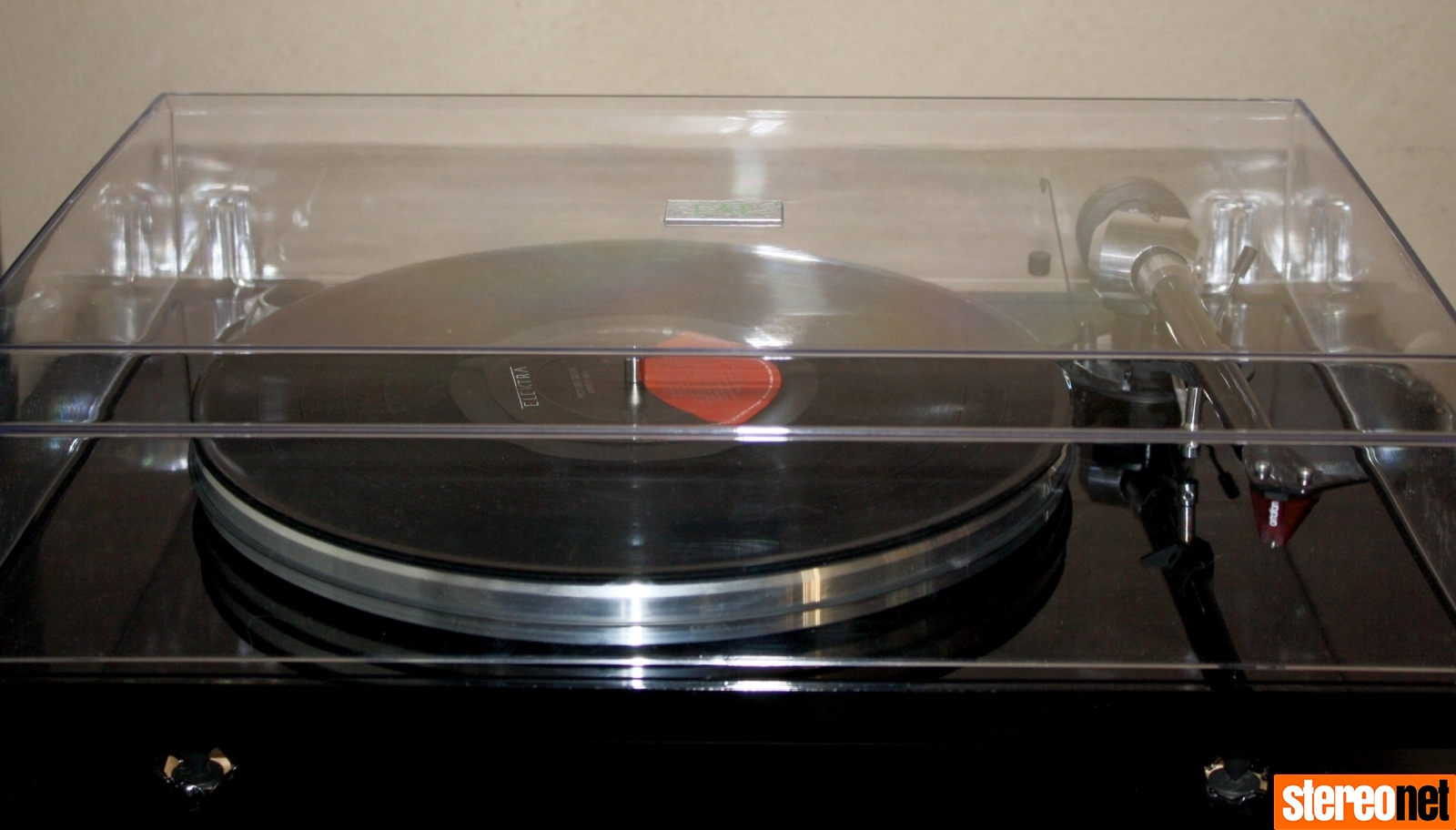 EAT Prelude turntable review