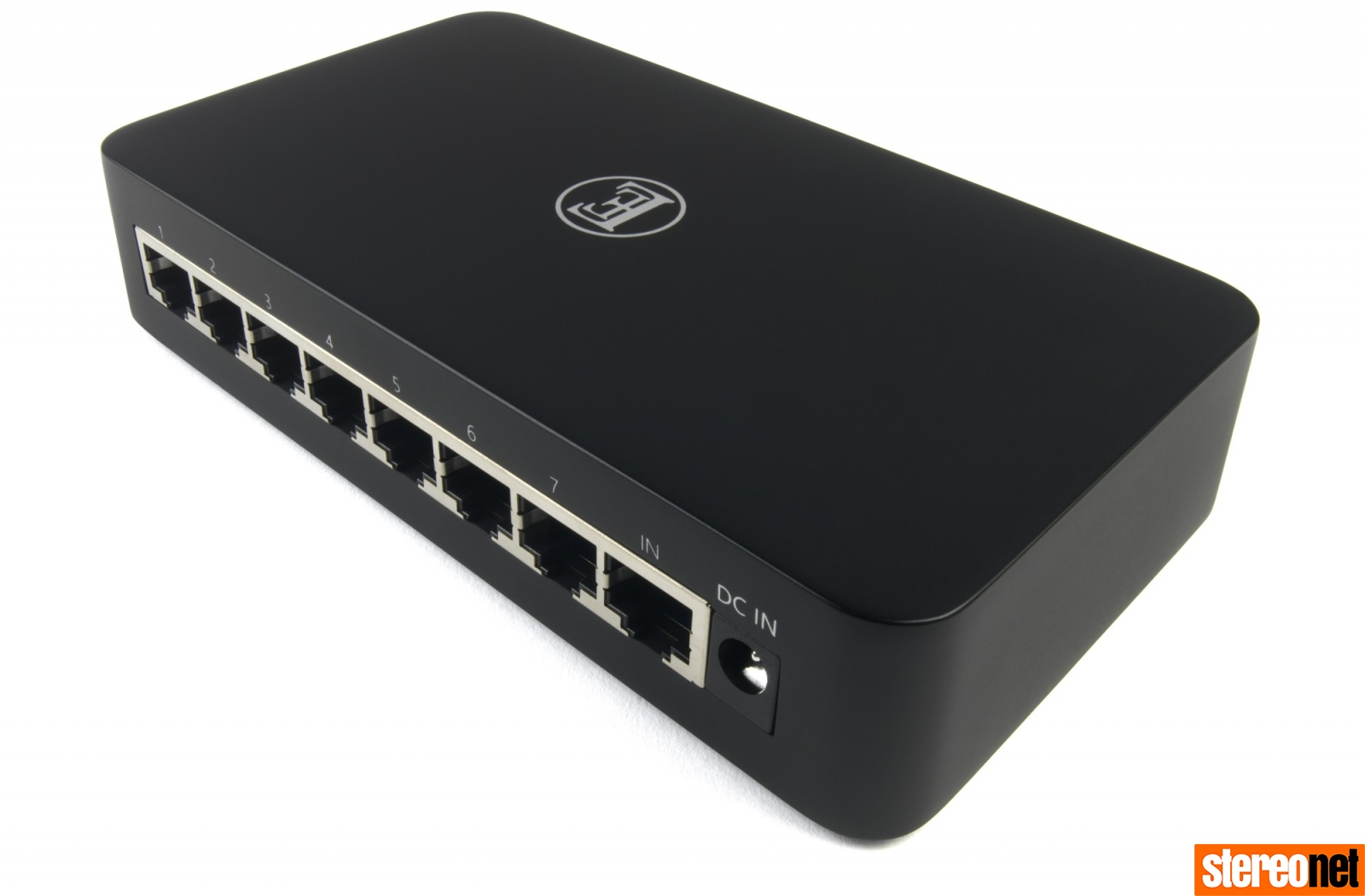 English Electric 8Switch Audiophile Network Switch