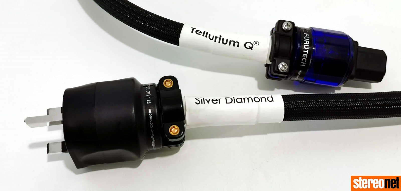Tellurium Q Silver Diamond Power Cable Review
