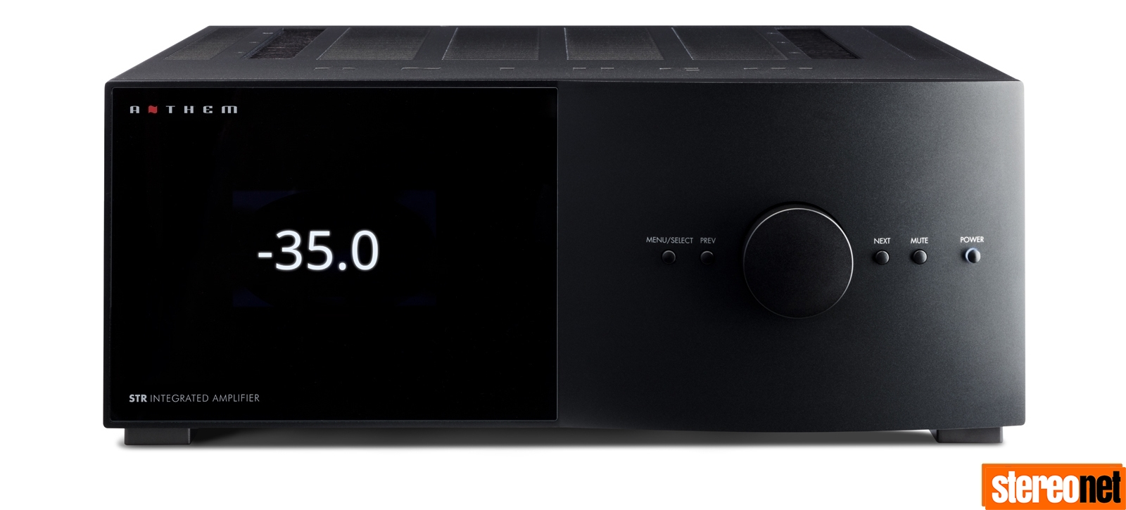 Anthem STR integrated amp review