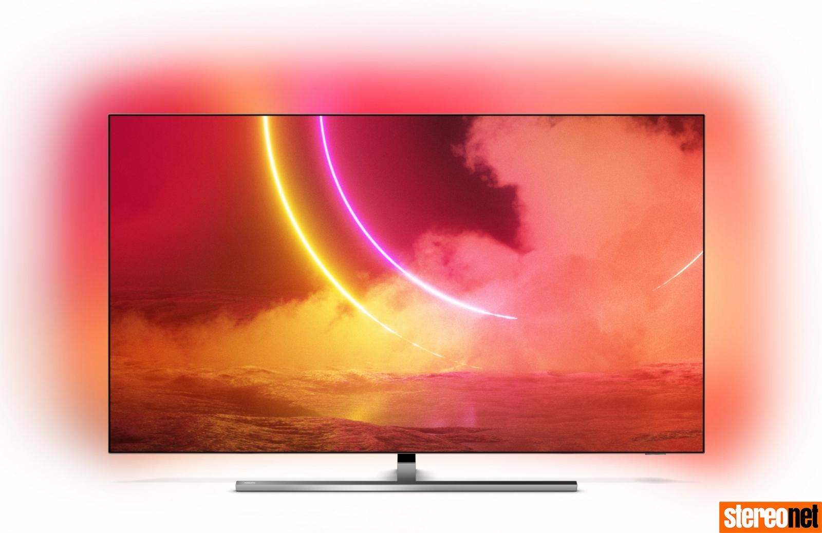 Philips 855 OLED TV