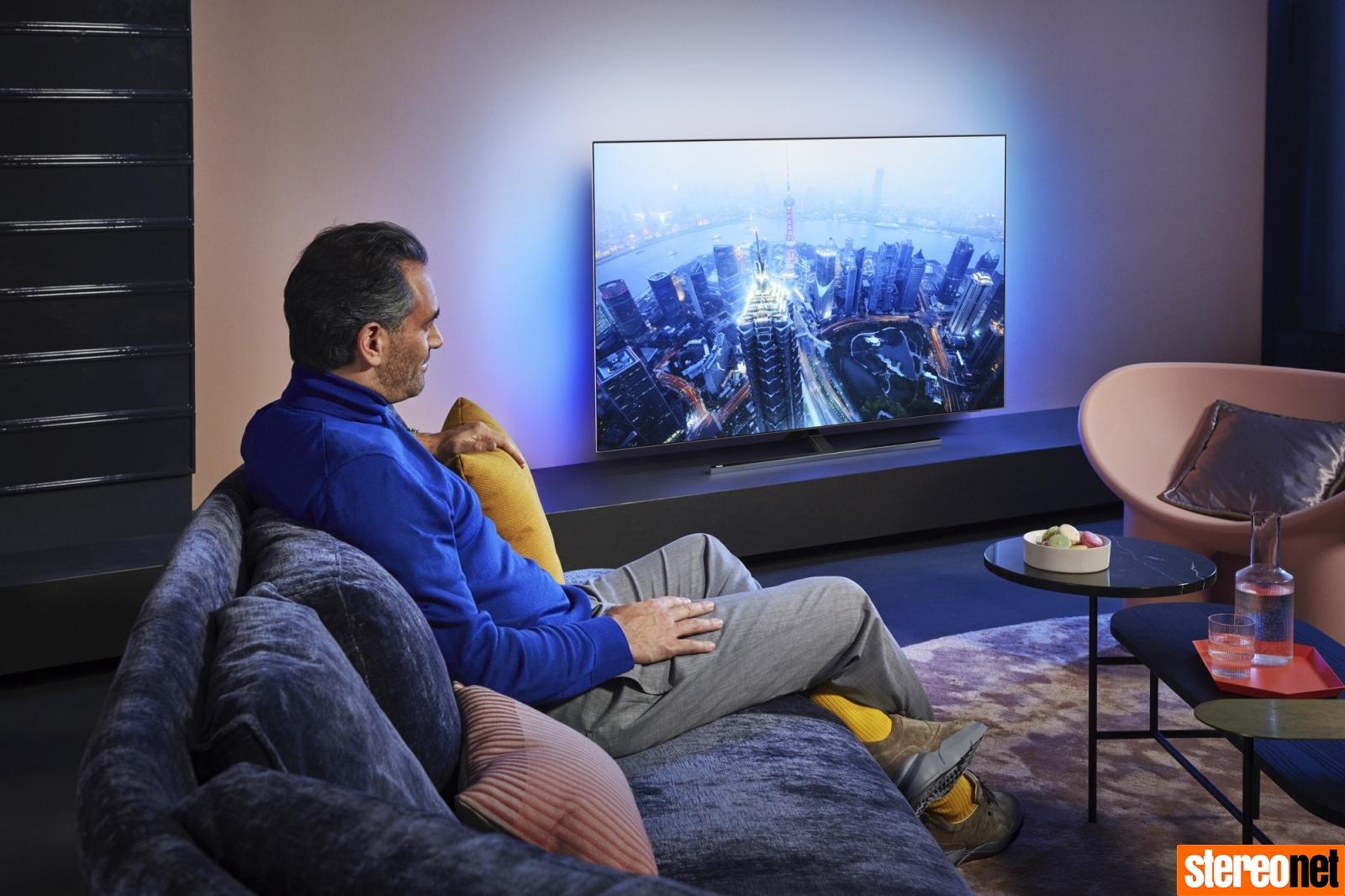 Philips 800 OLED TV