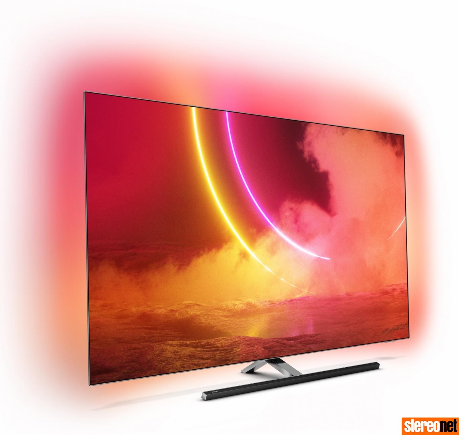 Philips 865 OLED TV