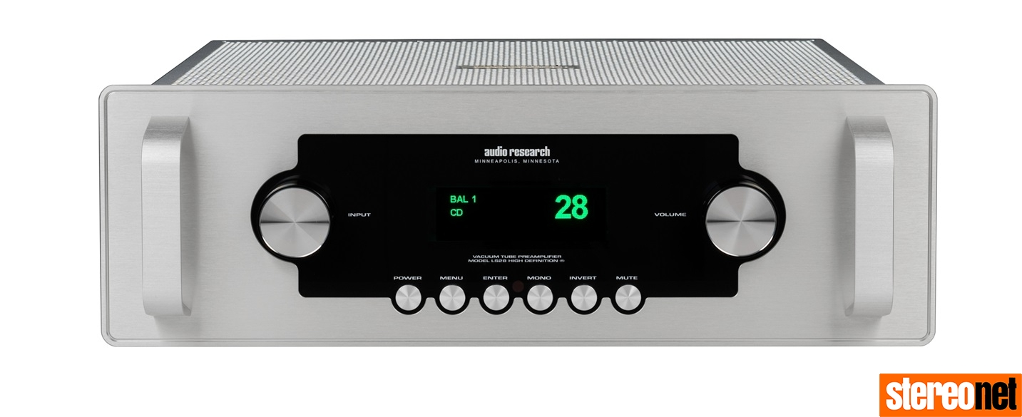 Audio Research LS28SE preamp