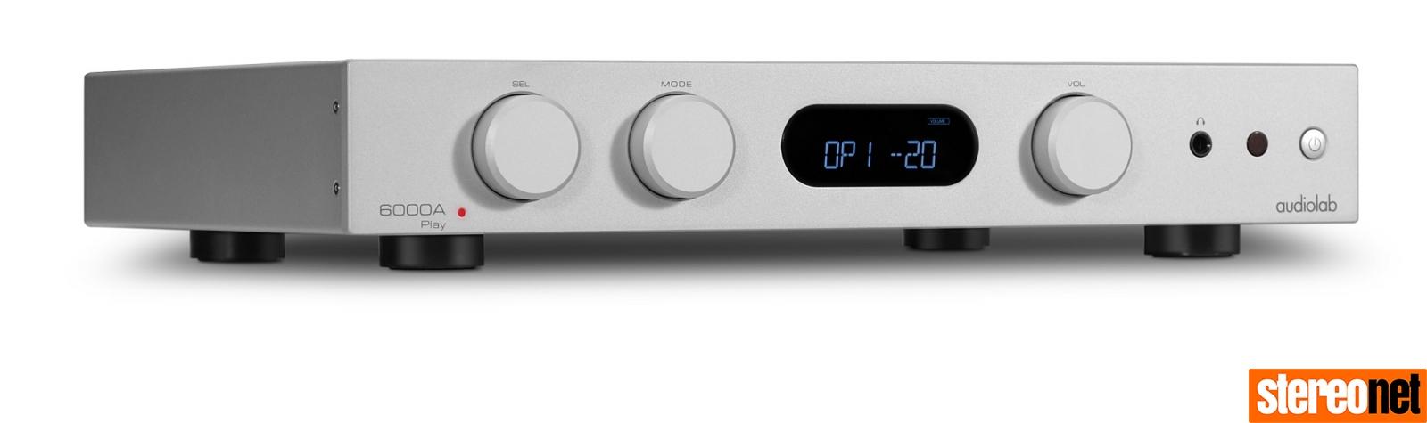Audiolab 6000A Play uk hi-fi news
