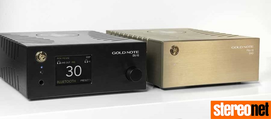 Gold Note PSU-10 EVO hi-fi news