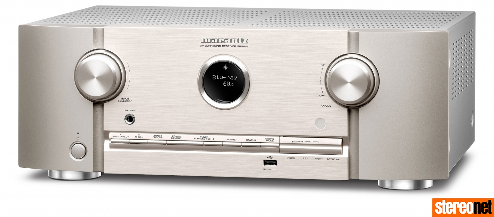 Marantz SR5015 uk hifi news