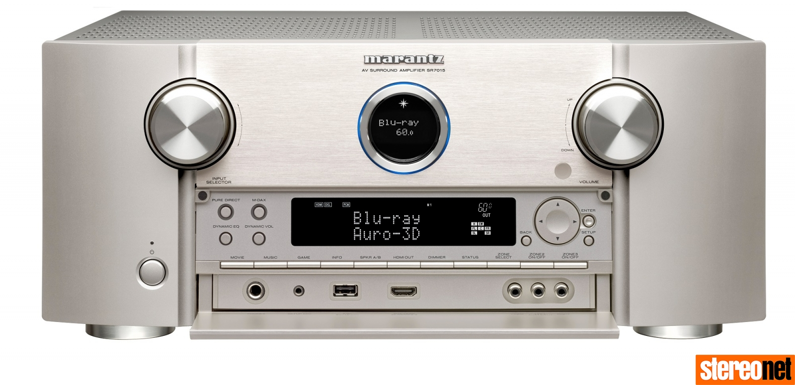 Marantz SR7015 uk hifi news