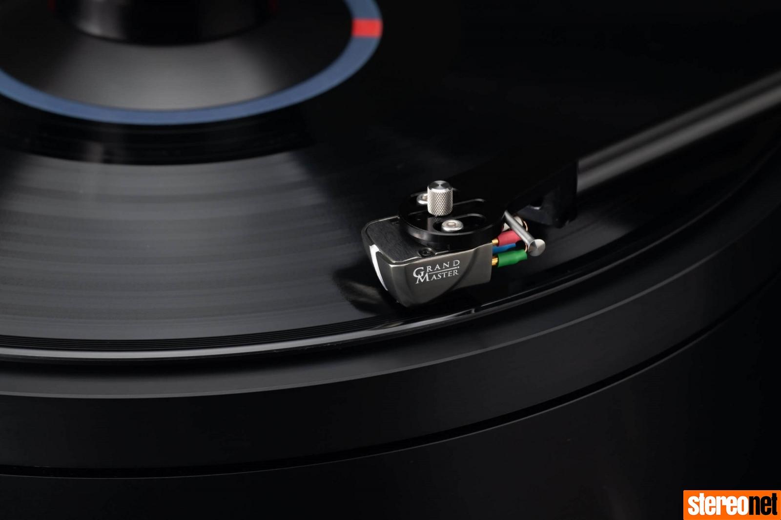 DS Audio Grand Master uk hifi news