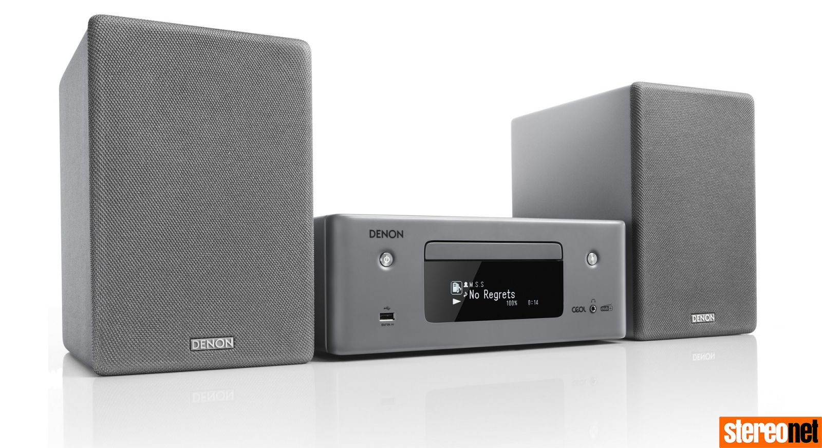 Denon CEOL N11 DAB uk hifi news