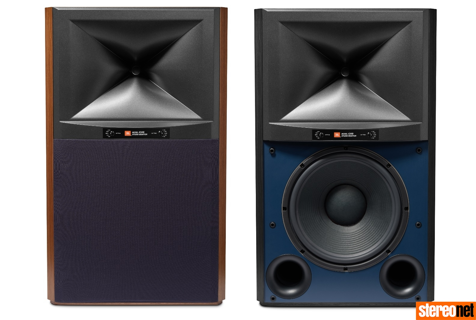 JBL 4349 monitor loudspeakers uk hifi news