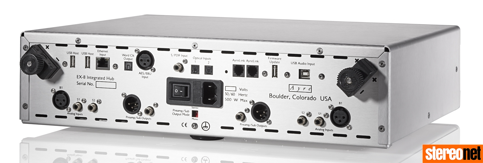 Ayre EX-8 Integrated Amplifier Review