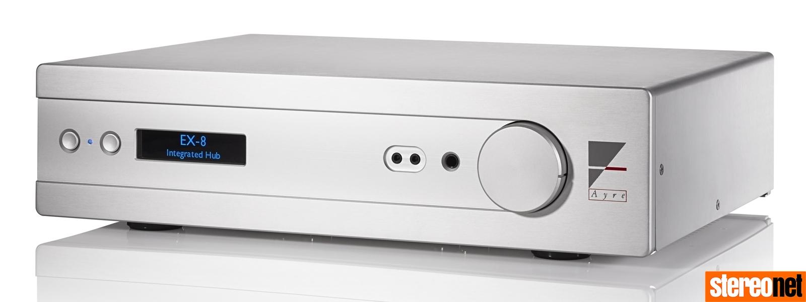 Ayre EX-8 Integrated Amplifier Review uk hifi news