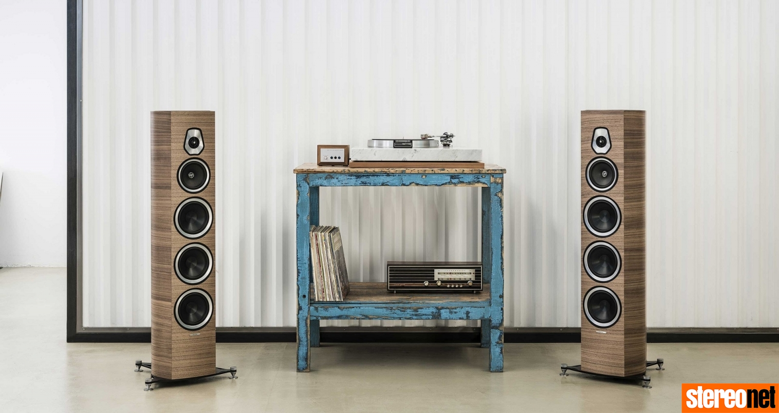 Sonus faber Distribution Moves to Fine Sounds UK