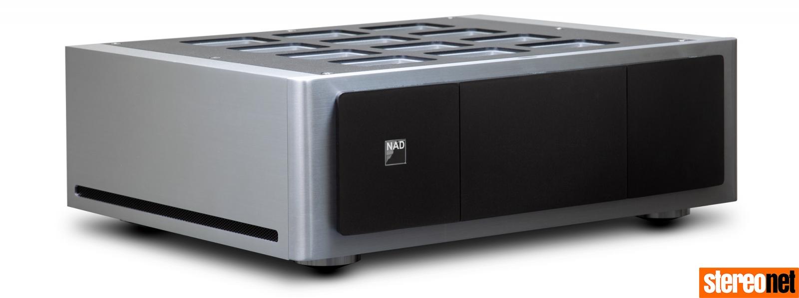 NAD M28 Power Amp uk hifi news