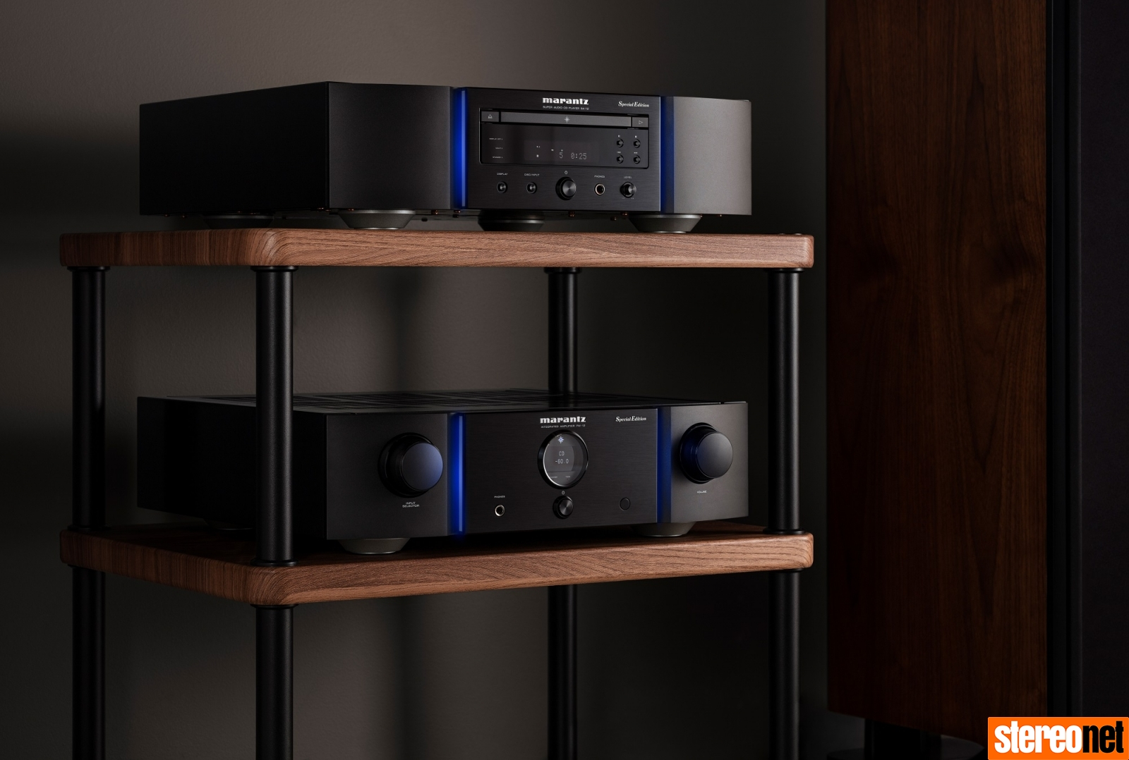 Marantz PM-12SE and SA-12SE