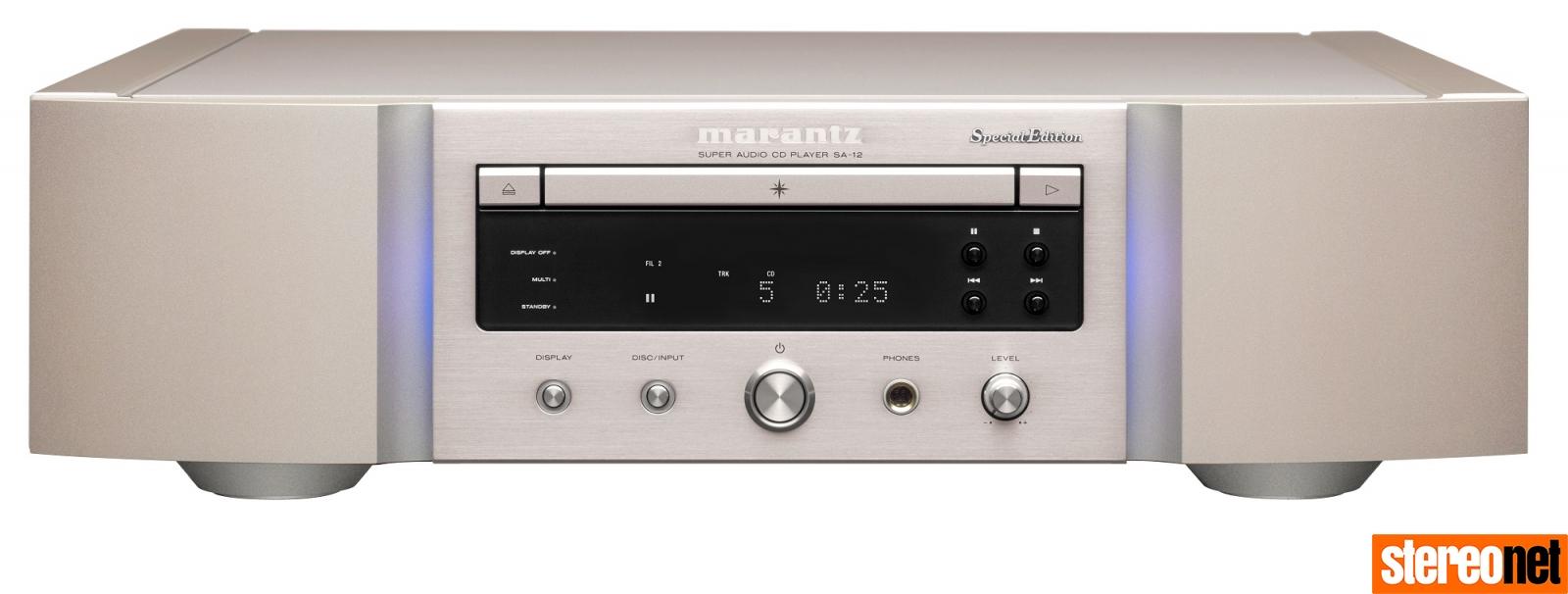 Marantz SA-12SE