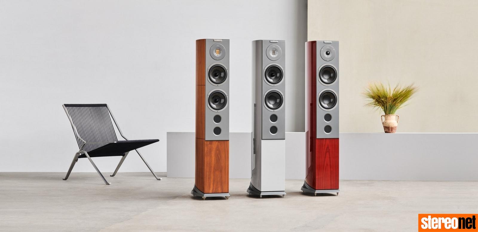 Audiovector R 6 loudspeakers