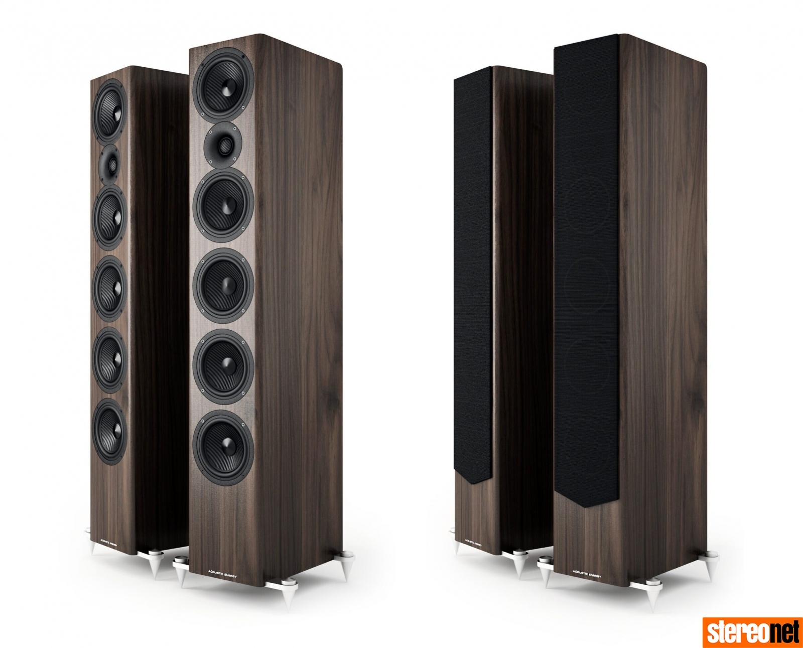 Acoustic Energy AE520 loudspeaker uk hifi news