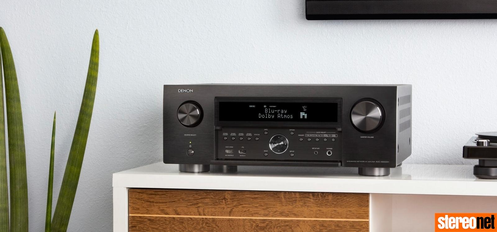 Denon AVC-X6500H Review