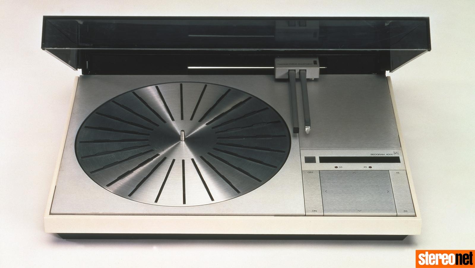Bang & Olufsen Classics Beogram 4000
