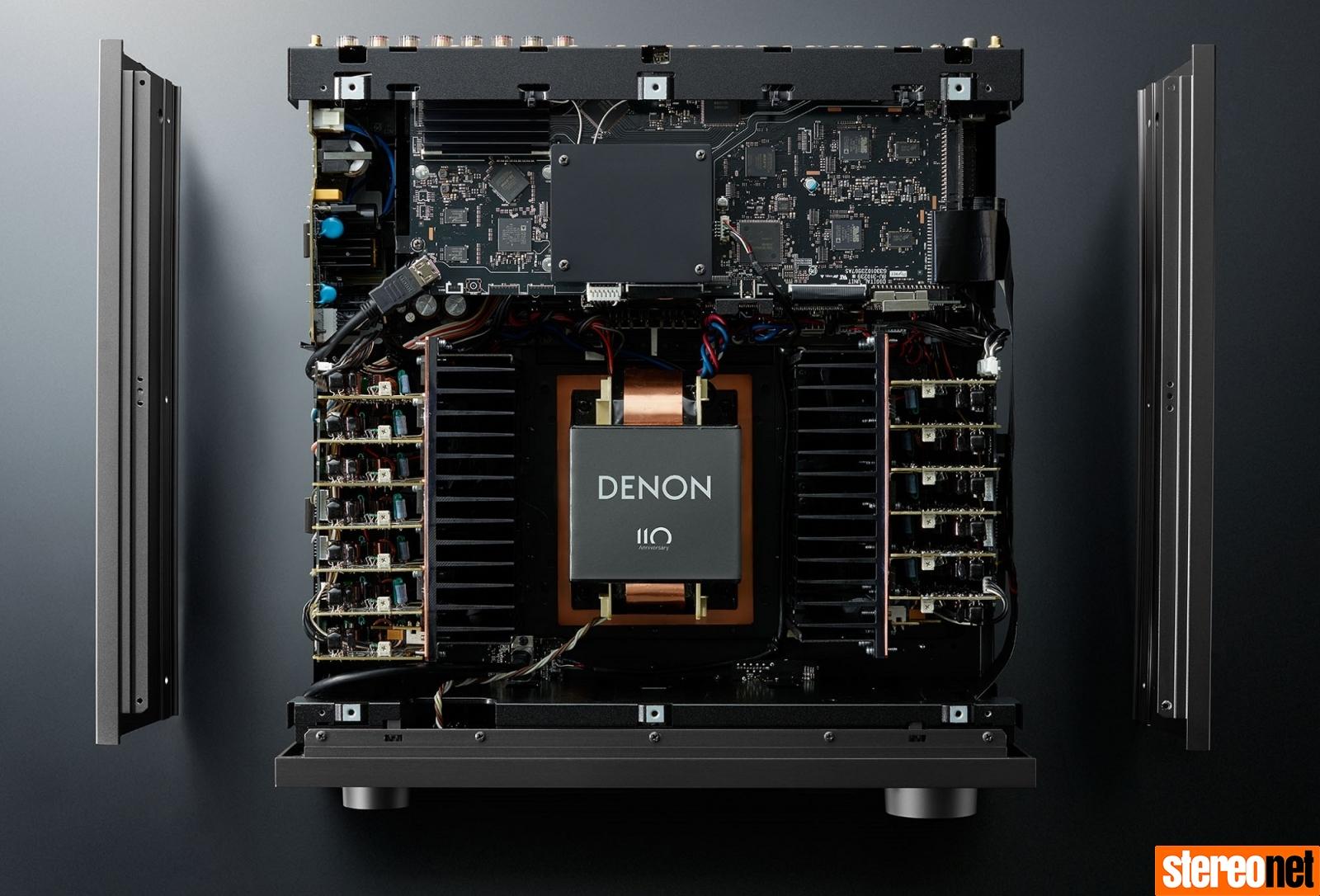Denon-A110 av amp