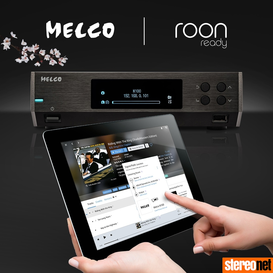 Melco EX Roon Ready