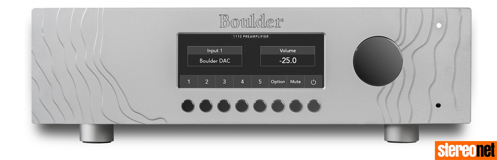 Boulder 1110/1160 Pre/Power Amplifer Review