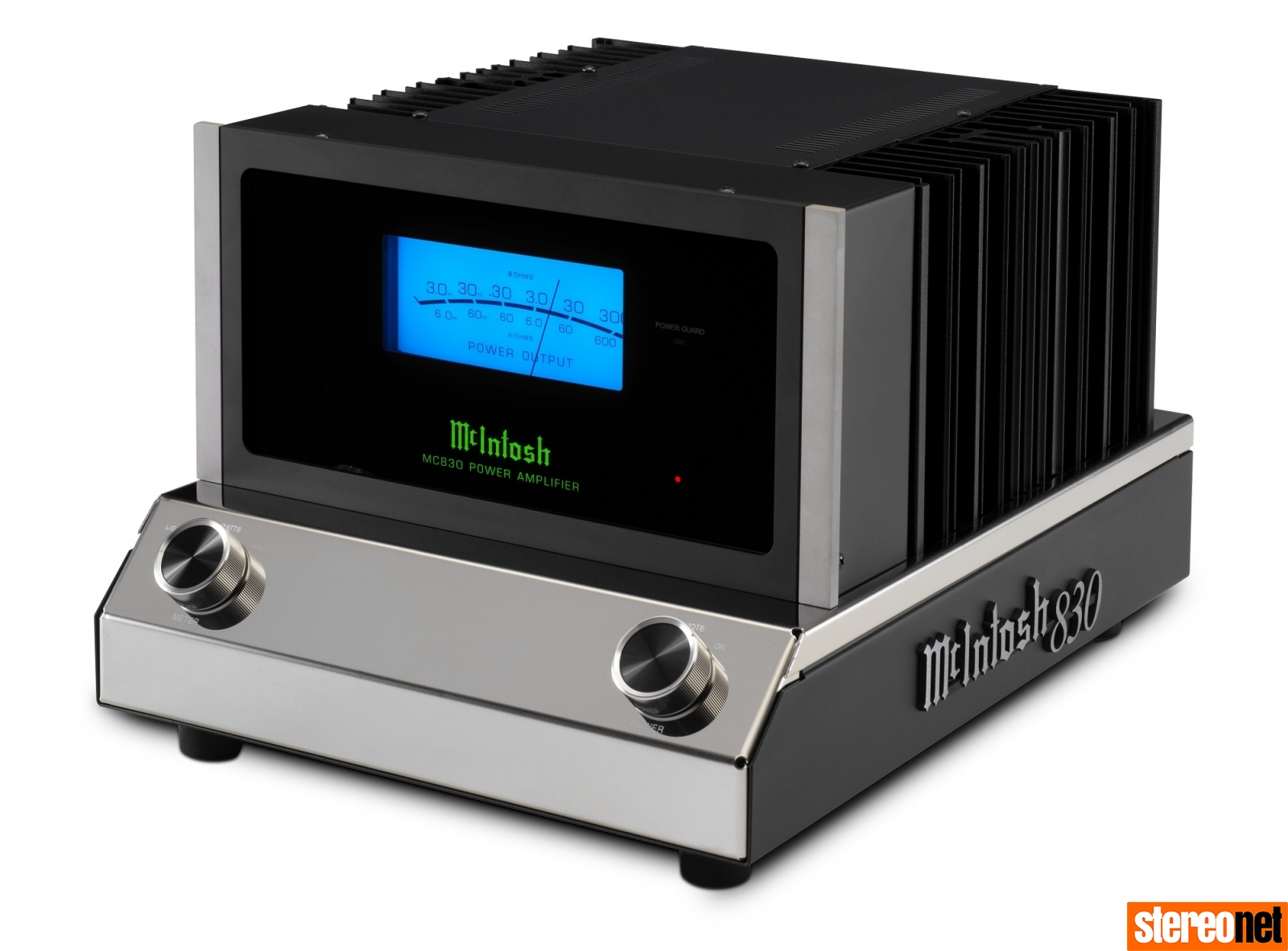 McIntosh MC830 monoblock power amp