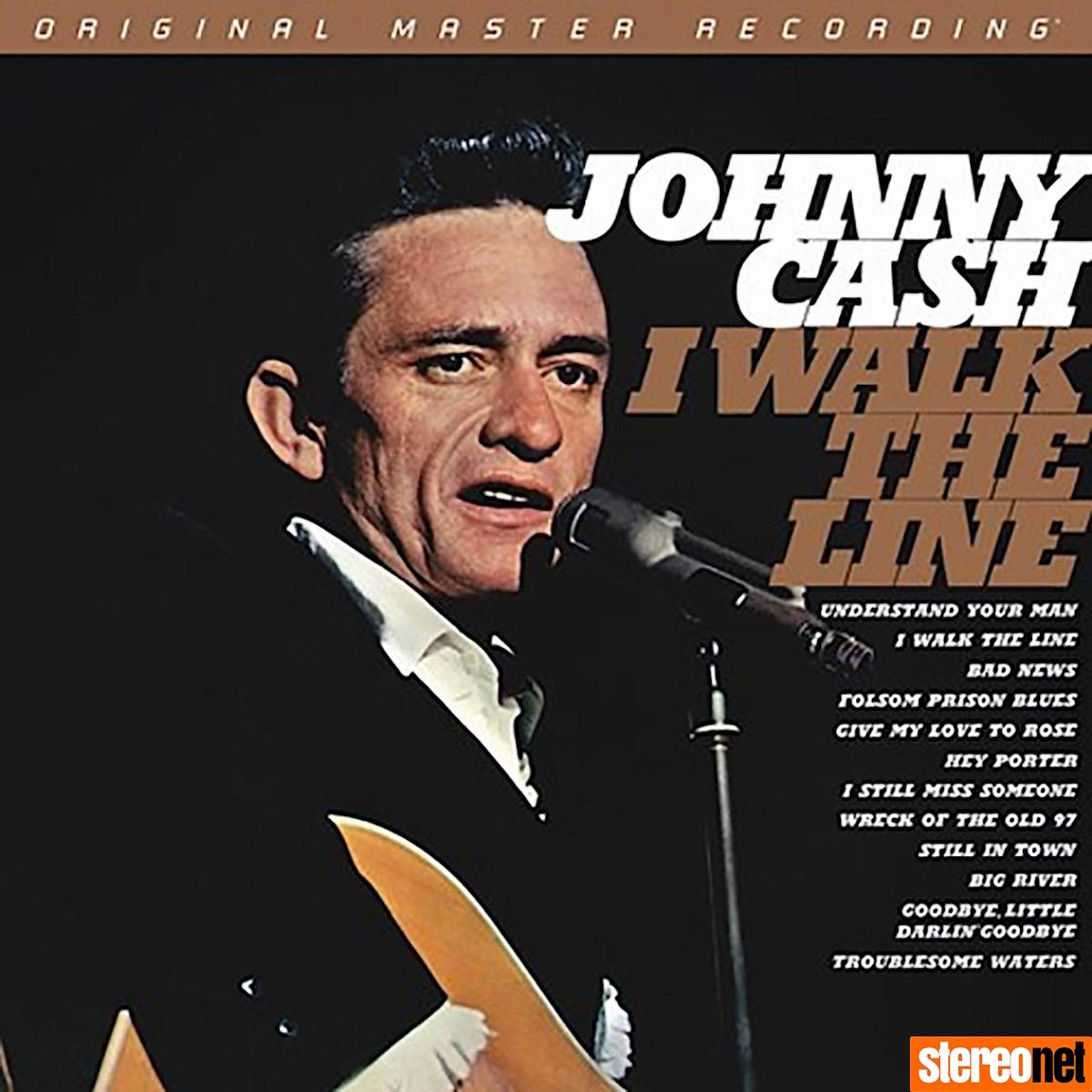 MoFi Johnny Cash I Walk The Line Review