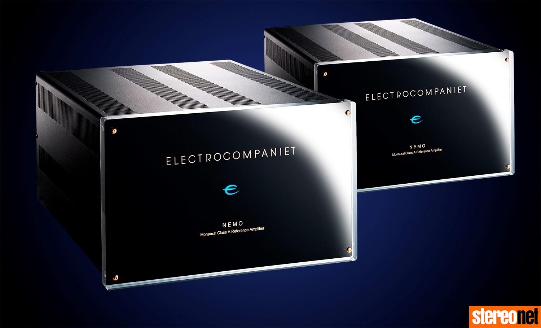 Electrocompaniet Elite Audio UK