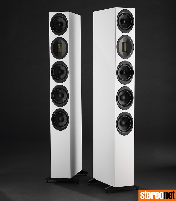 Scansonic M10, M20, M40 loudspeakers