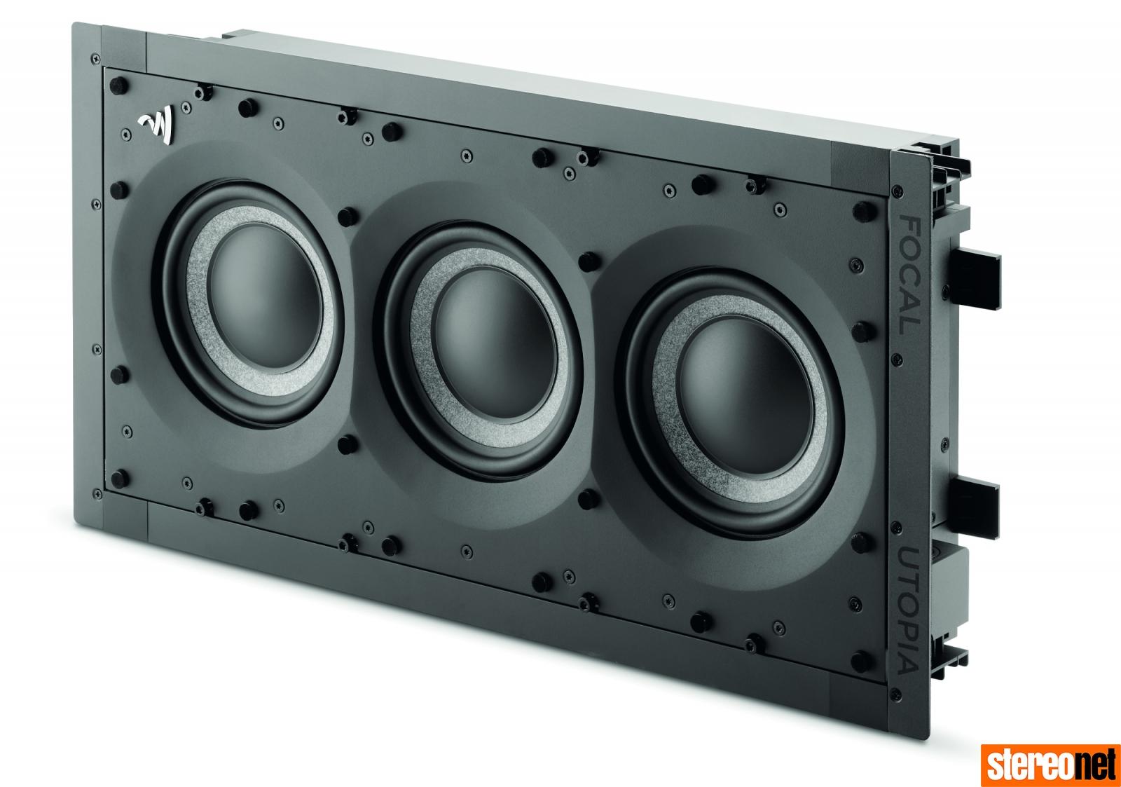 Focal 1000 Series install speakers