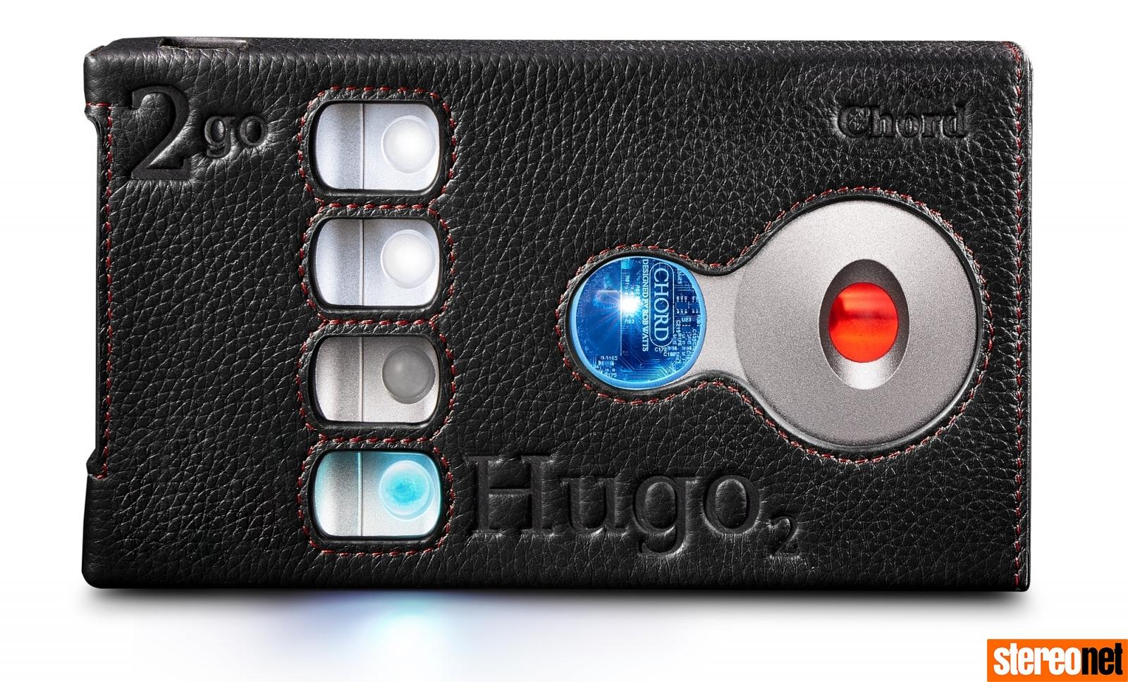 Chord Hugo 2/2go case