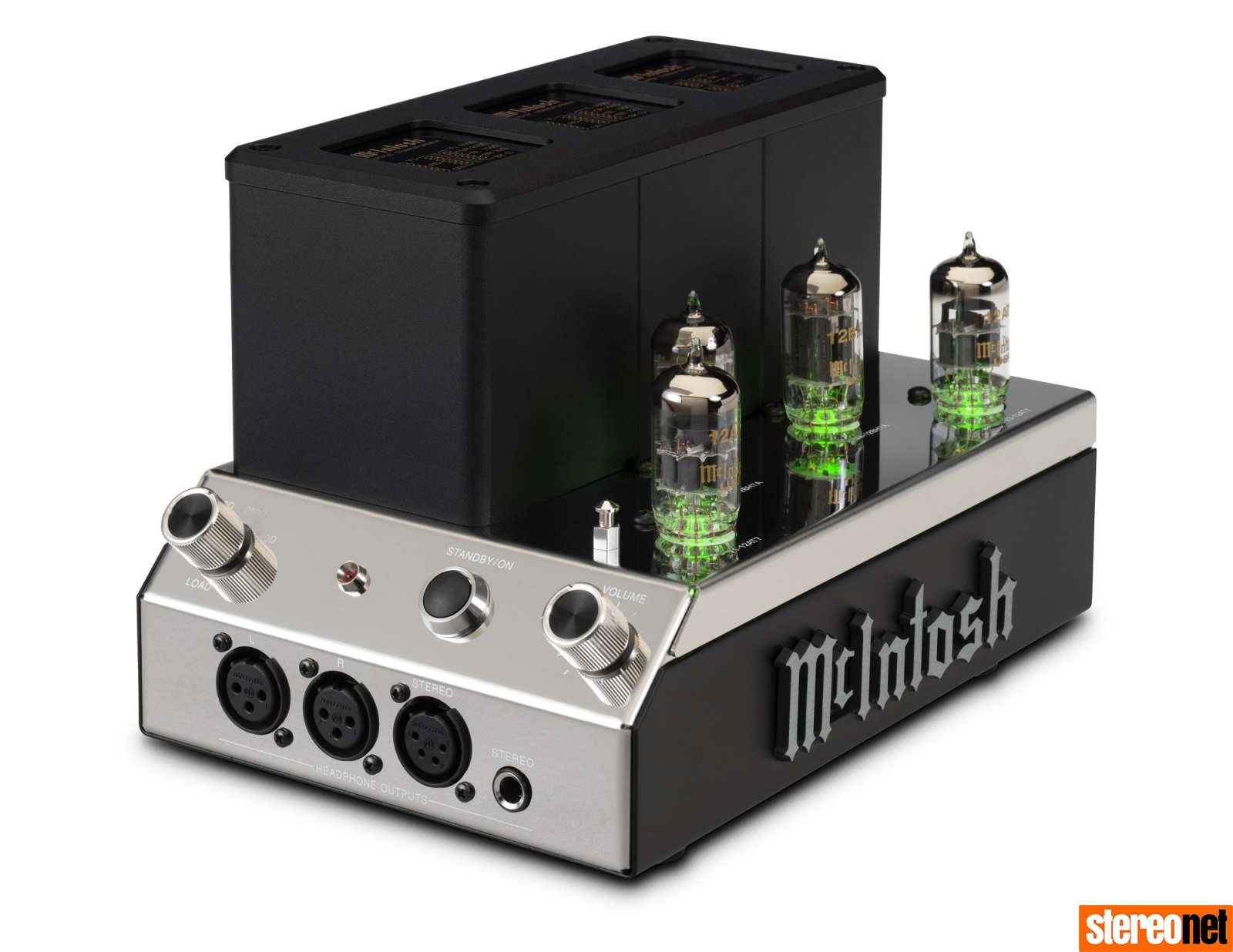 McIntosh MHA200 headphone amplifier