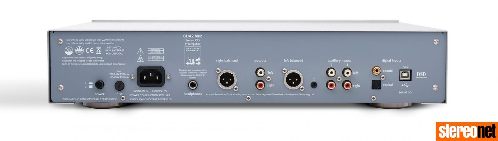 ATC CDA2 Mk2 Roon Tested